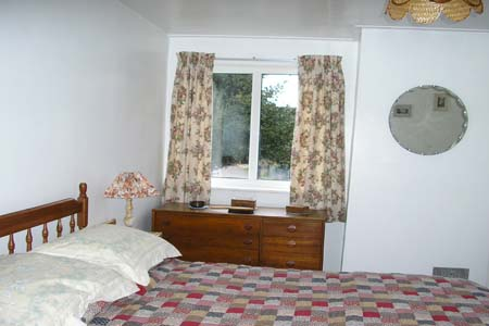 Willow Cottage: The Main Bedroom